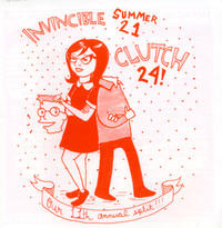 Invincible Summer #21 ~ Clutch #24 cover