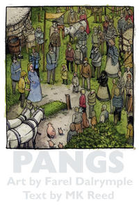 PANGS cover
